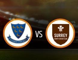 Sussex vs Surrey Match Prediction