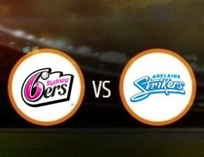 Sydney Sixers Women vs Adelaide Strikers Women Match Prediction