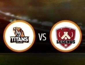 Titans XI vs Legends XI Match Prediction